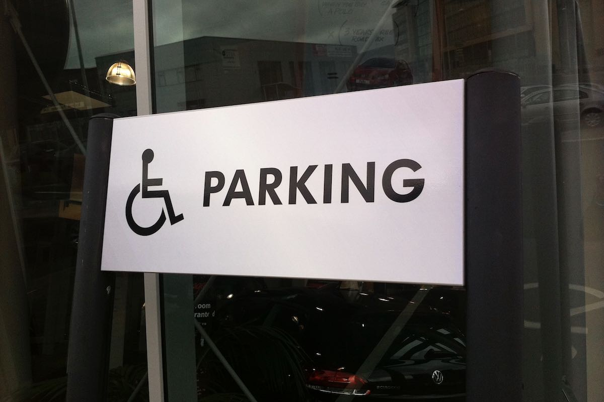 metal-parking-sign